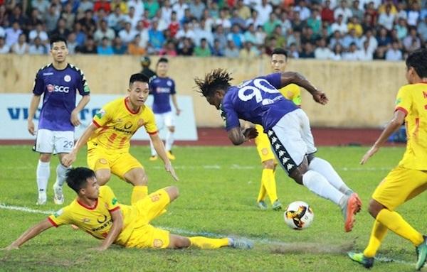V-League,Hà Nội FC,Thanh Hoá FC