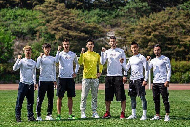 Công Phượng,K-League,Incheon United,Tuyển Việt Nam,King's Cup