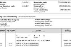 Trả nợ thẻ tín dụng thiếu 400.000 đồng, vì sao ngân hàng tính lãi 3 triệu?