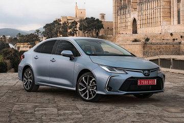 Top 10 ôtô bán chạy nhất thế giới: Toyota Corolla đầu bảng