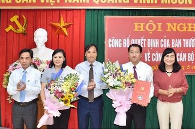 Bí thư Tỉnh đoàn Hà Tĩnh được điều động làm bí thư huyện ủy