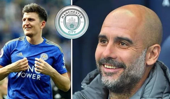 Man City,Pep Guardiola,Harry Maguire