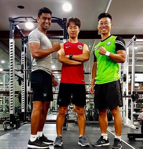 Hoang Anh Gia Lai FC hires South Korean fitness expert
