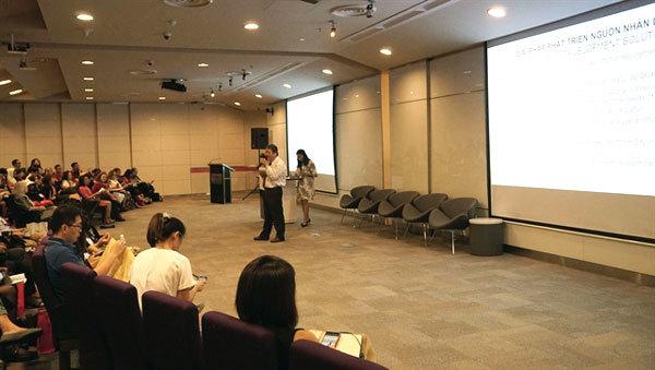 HCM City hosts Asia Pacific Career Development Association forum