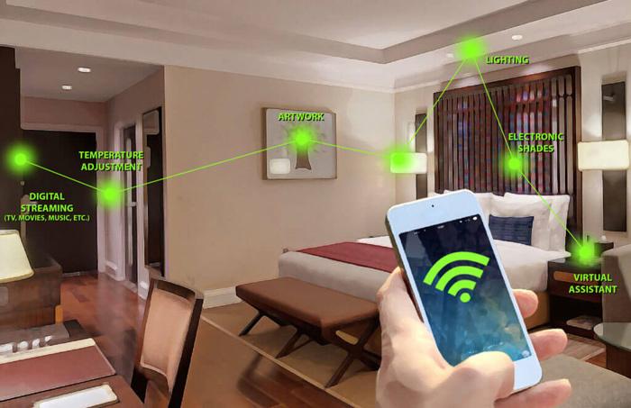 du lịch,khách sạn 4.0,công nghệ 4.0