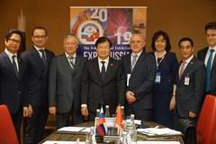 Vietnam, Russia discuss celebrations of bilateral ties