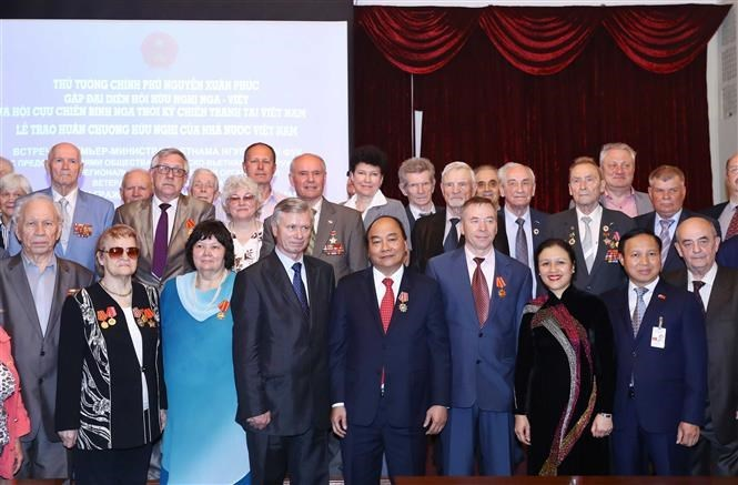 Vietnamese PM wraps up Russia visit