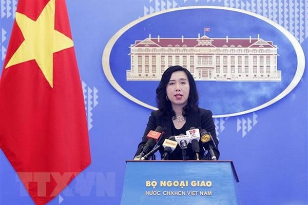 China asked to respect Vietnam's sovereignty over Hoang Sa, Truong Sa archipelagos