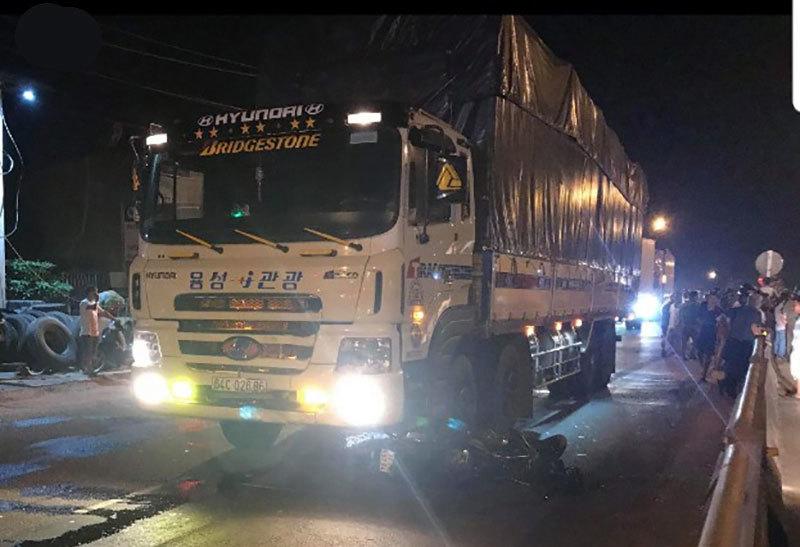 tai nạn giao thông,Bình Định