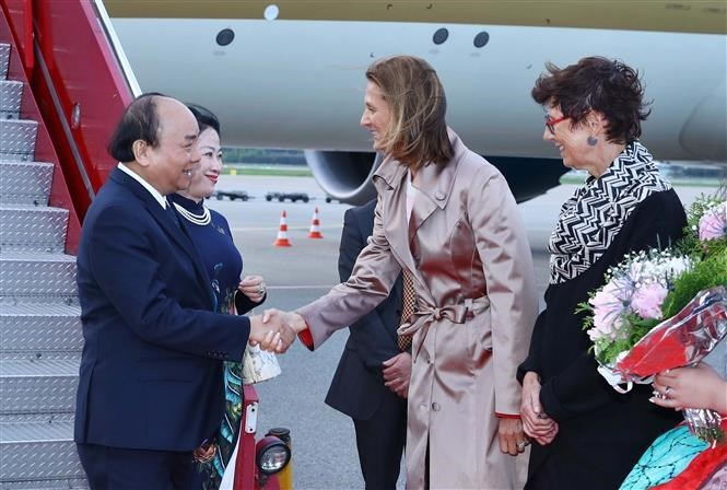 Vietnamese Prime Minister begins official visit to Norway