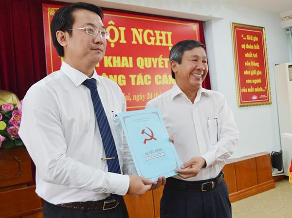Đồng Nai triển khai quyết định nhân sự của Ban Bí thư