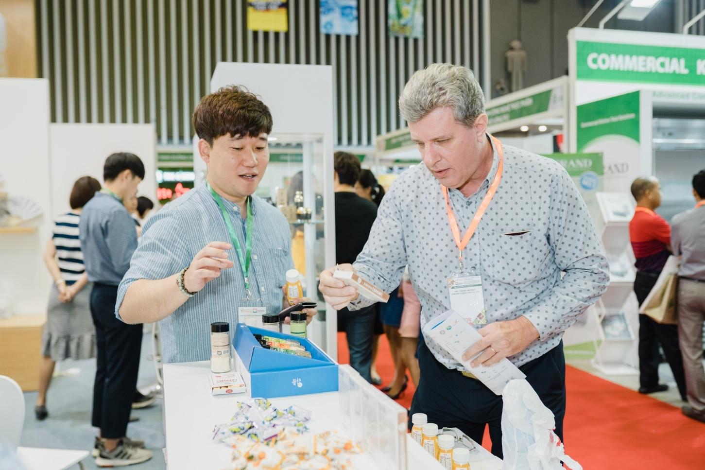 600 DN hội ngộ Triển lãm Quốc tế Thực phẩm, Đồ uống Việt Nam 2019