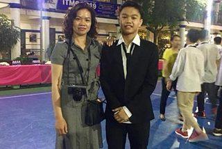 Xúc động với hình ảnh vợ con Trần Lập sau 3 năm nghệ sĩ qua đời