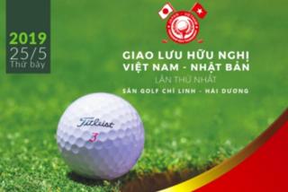 Hai Duong set to host Vietnam – Japan Friendship Golf Tournament