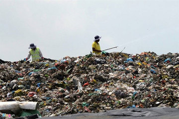 HCM City to reduce plastic waste