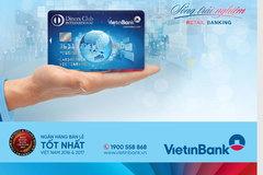 Thẻ VietinBank Diners Club ngập tràn ưu đãi cho khách hàng doanh nghiệp