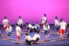 Children gather in Hoi An for international festival
