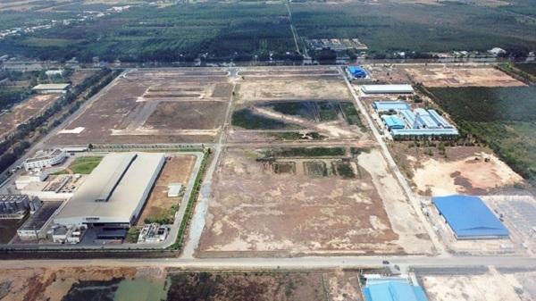 Long An: Doanh nghiệp 'phù phép' đất khu công nghiệp thành dự án