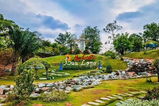Buu Long tourist area – a day trip for HCM City residents