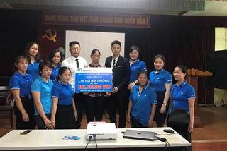 Fubon Life VN chi trả bảo hiểm tử vong vì bệnh hiểm nghèo