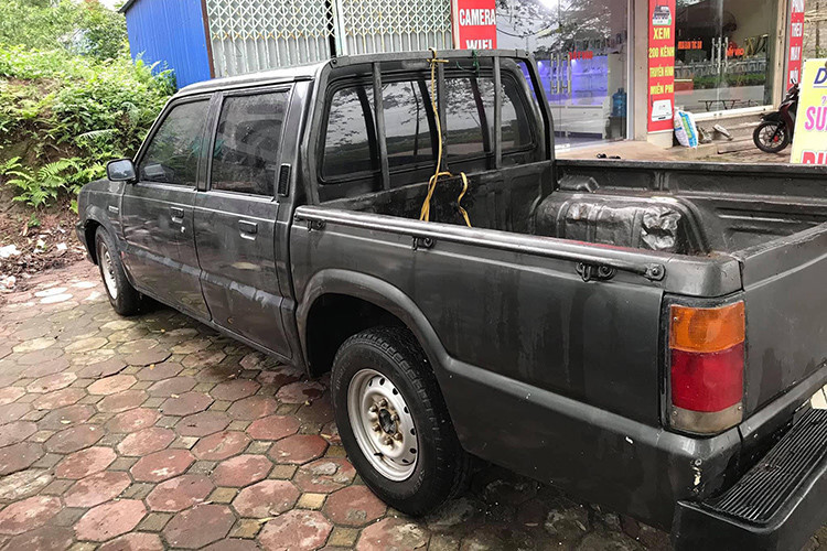 Lý do xe bán tải Mazda có giá chỉ 35 triệu ở Phú Thọ