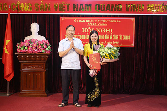Hải Phòng, Quảng Ninh và Sơn La bổ nhiệm nhân sự mới