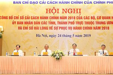 Bộ GTVT và Phú Yên bét bảng cải cách hành chính