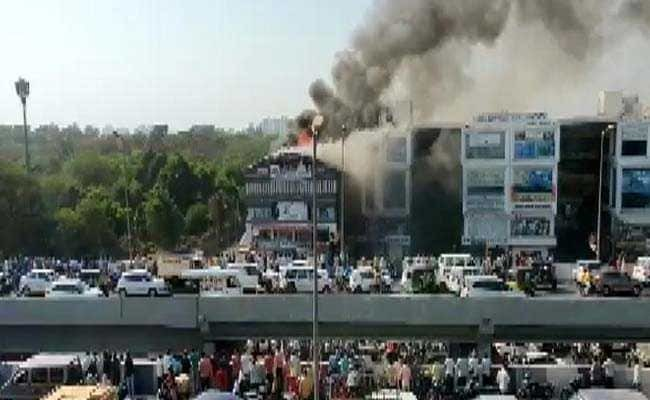 Cháy tòa nhà thương mại ở Ấn Độ, 19 sinh viên thiệt mạng