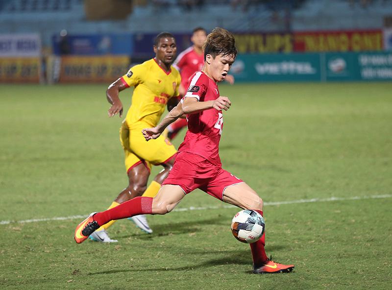 Viettel,Hải Phòng FC,V-League