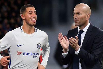 MU bán Lukaku giá cao, Zidane thấp thỏm Hazard