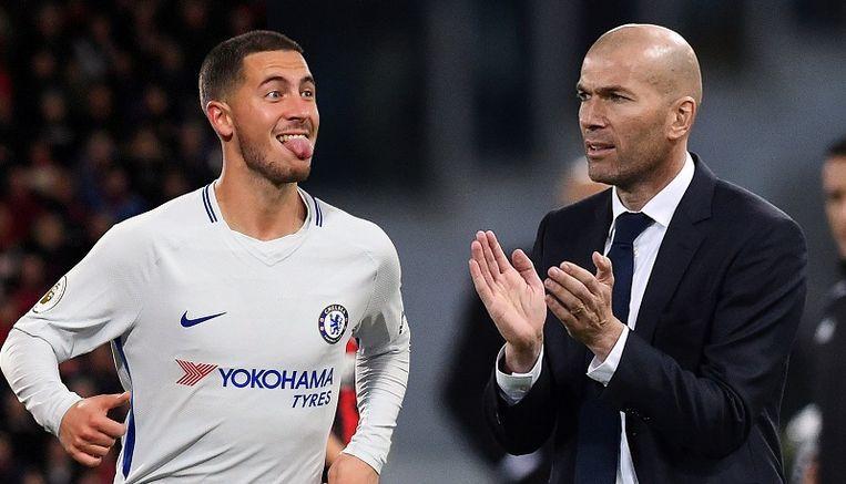 MU,Lukaku,Inter Milan,Eden Hazard,Zinedine Zidane