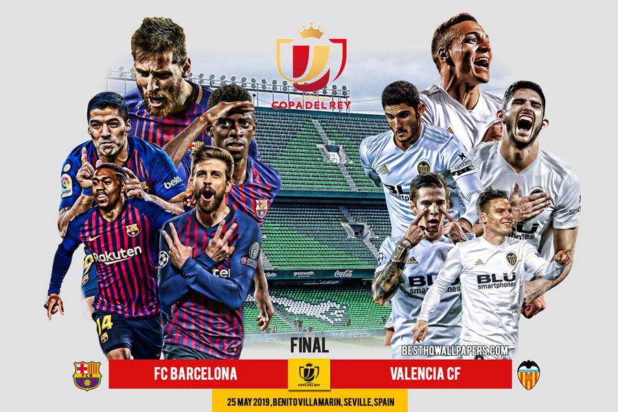 Barca vs Valencia: Trận chung kết của Messi