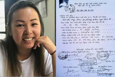 Cô gái Pháp gốc Việt tìm mẹ ruột: 'Có lẽ mẹ đã khổ tâm khi bỏ rơi tôi'