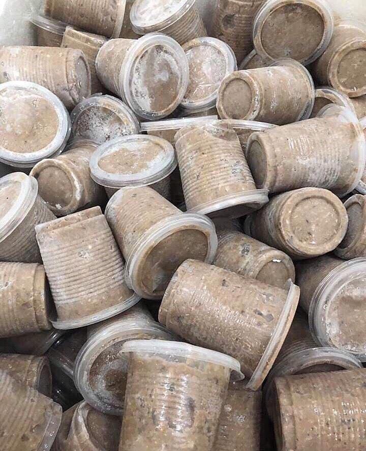 Trà sữa nổi tiếng dùng nguyên liệu Trung Quốc: 170 ngàn 1 bao tải, pha ngàn cốc