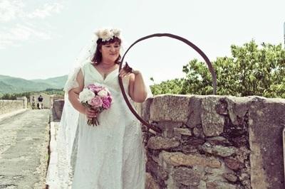 Người phụ nữ hạnh phúc với 'ông chồng' khổng lồ sinh ra từ thế kỷ 14