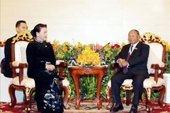 Top Cambodian legislator to visit Vietnam next week