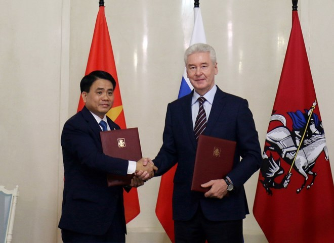 Hanoi, Moscow ink cooperation MoU