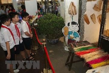 Myriad of cultural activities run at Thang Long Imperial Citadel