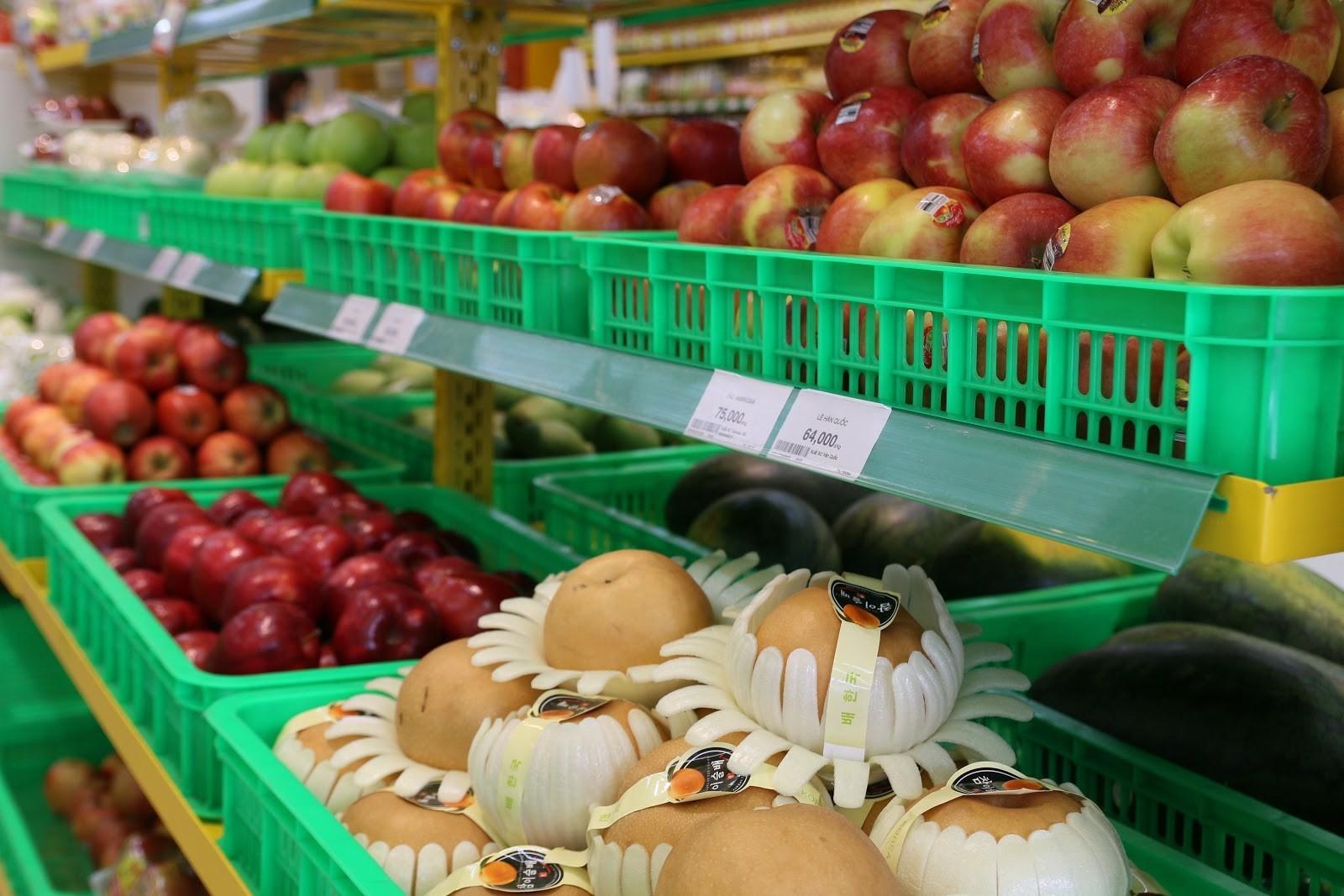Chiến lược 'vàng' khiến Bách Hóa Xanh bán hàng ngàn tấn trái cây/tháng