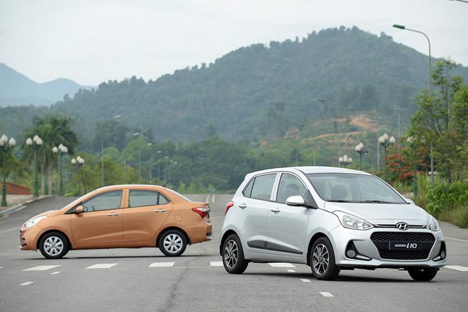 xe giá rẻ,phân khúc xe hạng A,xe đô thị,Vinfast,Vinfast Fadil,Honda Brio,Hyundai Grand I10