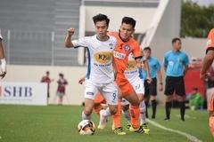Đà Nẵng 2-0 HAGL: Hà Đức Chinh vào sân (H2)