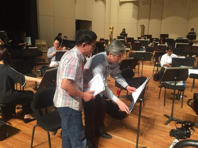 Vietnamese folk music finds its way to Beijing Modern Music Festival