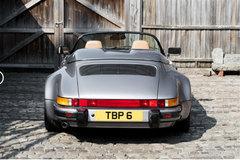 """Chiếc Porsche 911 Speedster 30 năm tuổi hàng hiếm với số km trải qua gây """"choáng"""""""