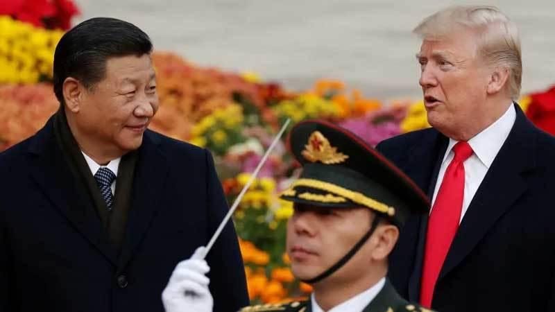 Trung Quốc,Donald Trump,cuộc chiến thương mại,chiến tranh thương mại,Tập Cận Bình,Nhân dân tệ,đất hiếm,Vạn lý trường chinh,chiến tranh công nghệ,chiến tranh tiền tệ