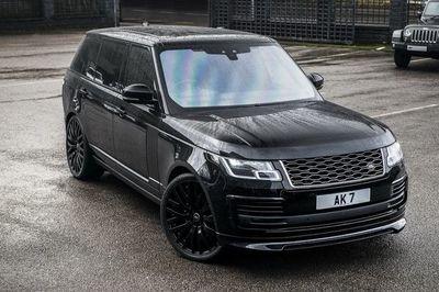 Chiêm ngưỡng chiếc Range Rover đắt hơn cả Bentley Bentayga