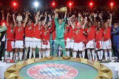 Lewandowski lập cú đúp, Bayern ẵm Cúp quốc gia Đức