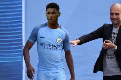 Real chơi xấu MU bất thành, Rashford dọa sang Man City