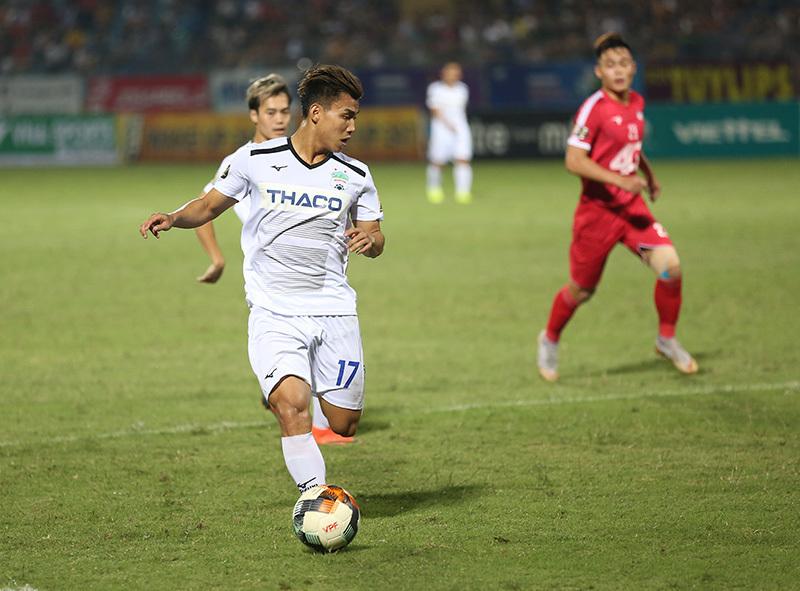 Hà Nội FC,V-League,HAGL