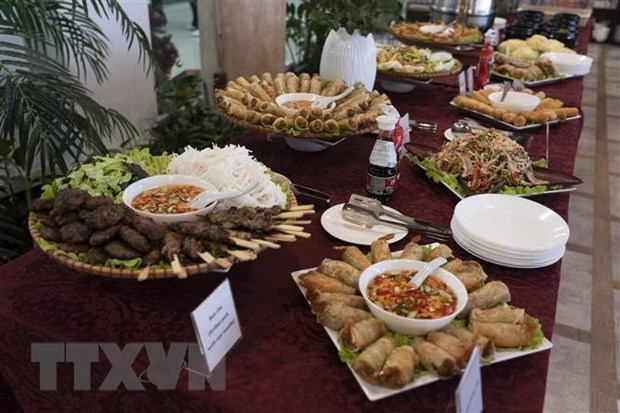 Vietnamese culinary culture introduced in Moscow