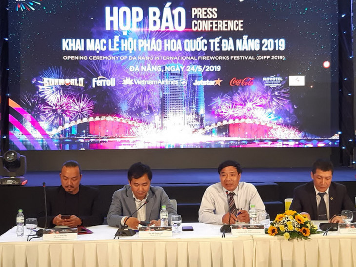 Da Nang International Fireworks Festival 2019 to open June 1st